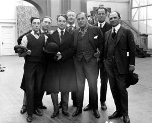 Buster Keaton, Alf Reeves (Chaplin
