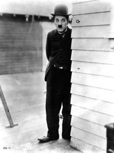 Charlie Chaplin, c. 1921.Photo by Hartsook - Image 0860_0652