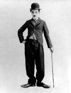 Charlie Chaplin, c. 1919. - Image 0860_0654