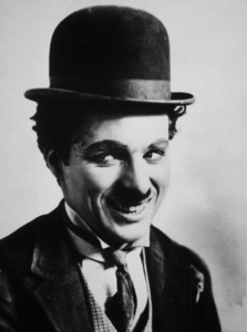Charlie Chaplin, c. 1922. - Image 0860_0662