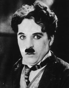 Charlie Chaplin, c. 1924. - Image 0860_0663