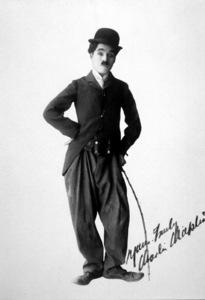 Charlie Chaplin, c. 1922.**I.V. - Image 0860_0673