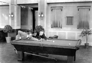 Charlie Chaplin, Edward Knoblock and Douglas Fairbanks 1920** I.V. - Image 0860_0688