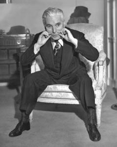 """Charlie Chaplinpublicity still for """"Monsieur Verdoux""""1927Photo by John Albert**I.V. - Image 0860_0697"""