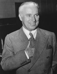 Charlie Chaplin at Joan Barry