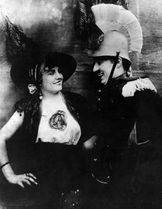 """""""Burlesque on Carmen""""Charles Chaplin1916 V-L-S-E** I.V. - Image 0860_0766"""