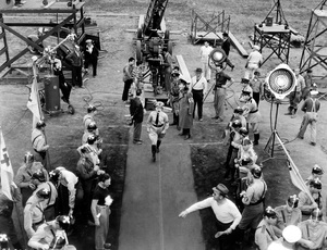 """""""The Great Dictator"""" Charles Chaplin 1940 United Artists ** I.V. - Image 0860_0770"""