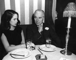 Charles Chaplin and Oona O