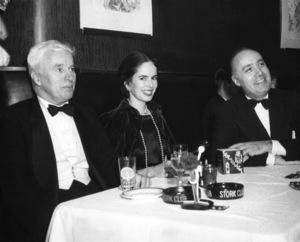 Charles Chaplin, Oona O