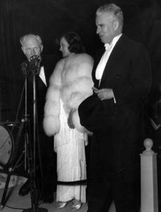 Charles Chaplin and Paulette Goddard1959** I.V. - Image 0860_0786