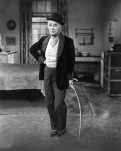 "Charles Chaplin on the set of ""Limelight""1952 United Artists** I.V. - Image 0860_0793"