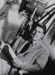 Ronald ReaganC. 1944MPTV - Image 0871_0010