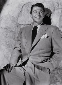 Ronald ReaganC. 1944MPTV - Image 0871_0015