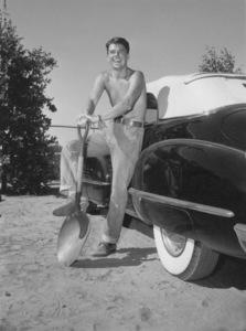 Ronald ReaganCirca 1948 - Image 0871_0092