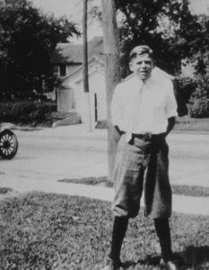 Ronald ReaganC. 1924MPTV - Image 0871_0226