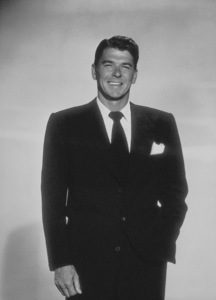 Ronald ReaganC. 1955 © 1978 Bud FrakerMPTV - Image 0871_0245