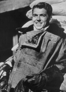"Ronald Reagan in ""International Squadron""1941 Warner Bros. © 1978 Bert SixMPTV - Image 0871_0609"