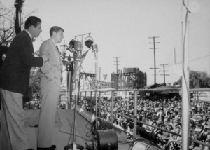 Ronald ReaganC. 1939MPTV - Image 0871_1144