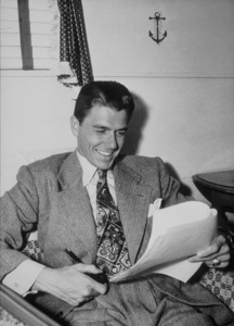 Ronald ReaganC. 1944MPTV - Image 0871_1205