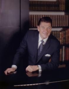 Ronald Reagan1969 © 1978 Eric Skipsey - Image 0871_1568