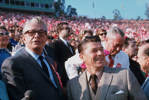 Ronald Reagan with Senator Everett McKinleyDirksen / 1967 © 1978 GuntherMPTV - Image 0871_1604
