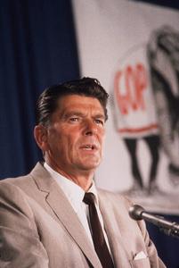 Ronald ReaganC. 1967 © 1978 GuntherMPTV  - Image 0871_1606