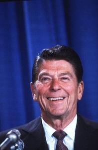Ronald Reagan campaigning for President1980 © 1980 GuntherMPTV - Image 0871_1634
