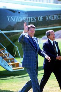 Ronald ReaganUnited States President1981 © 1981 GuntherMPTV - Image 0871_1651