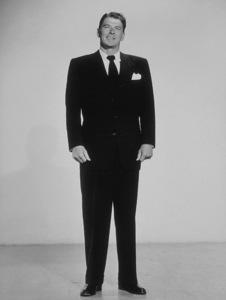 Ronald ReaganC. 1951 © 1978 Bud FrakerMPTV - Image 0871_1666