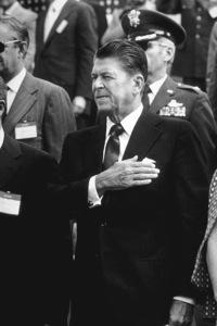 Ronald ReaganFebruary 25, 1973 © 1978 GuntherMPTV - Image 0871_1703