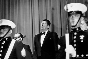 Ronald ReaganFebruary 25, 1973 © 1978 GuntherMPTV - Image 0871_1712