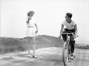Ronald Reagan with first wife Jane Wyman C. 1940MPTV - Image 0871_1720