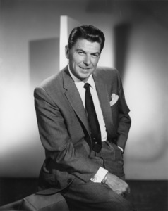 Ronald Reagancirca 1960Photo by Gabi Rona - Image 0871_1736