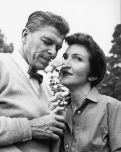 Ronald and Nancy Reagan1955Photo by Gabi Rona - Image 0871_1739
