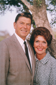 Ronald  And Nancy Reagan1966**R.L. © 1978 John Engstead - Image 0871_1759