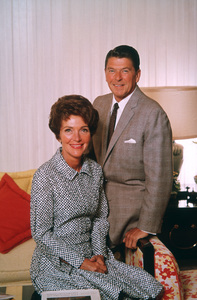 Ronald  And Nancy Reagan1966**R.L. © 1978 John Engstead - Image 0871_1761