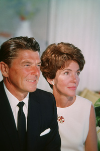 Ronald  And Nancy Reagan1966**R.L. © 1978 John Engstead - Image 0871_1763