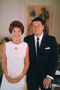 Ronald  And Nancy Reagan1966**R.L. © 1978 John Engstead - Image 0871_1764