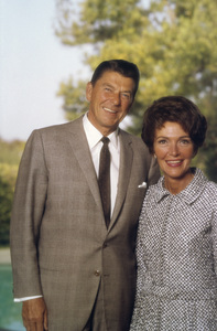 Ronald and Nancy Reagan1968© 1978 John Engstead** R.L. - Image 0871_1770