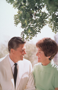 Nancy and Ronald Reagan1968 © 1978 John Engstead**R.L. - Image 0871_1772