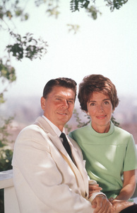Nancy and Ronald Reagan1968 © 1978 John Engstead**R.L. - Image 0871_1773