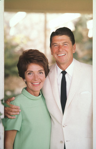 Nancy and Ronald Reagan1968 © 1978 John Engstead**R.L. - Image 0871_1775
