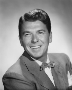 Ronald Reagancirca 1955 © 1978 Gabi Rona - Image 0871_1792