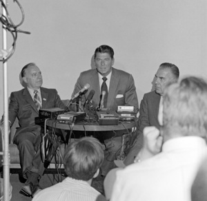Governor Ronald Reagancirca 1966 © 1978 John Bressie - Image 0871_1816