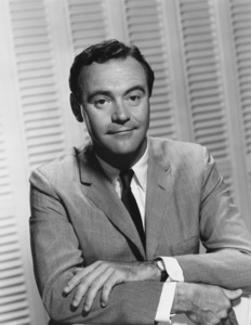 """Jack Lemmon publicity portrait for """"Days of Wine and Roses"""" 1962 - Image 0894_0184"""