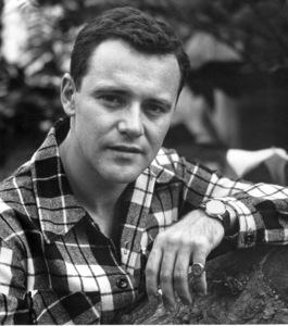 Jack Lemmon at home, 5/10/55. © 1978 Sid Avery - Image 0894_0217