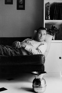 Jack Lemmon at home in Beverly Hills, California circa 1956 © 1978 Sanford Roth / AMPAS - Image 0894_0233