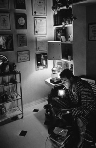 Jack Lemmon at homecirca 1956 © 1978 Sanford Roth / AMPAS - Image 0894_0237