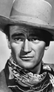John Wayne circa 1940s