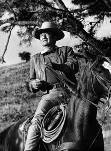 "John Wayne in ""Chisum"" © 1970 Warner Bros. - Image 0898_0250"